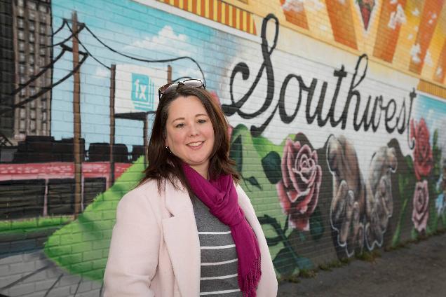 Hub Espinosa Southwest Mural